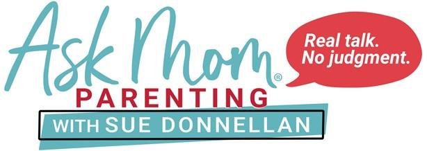 Ask mom parenting logo